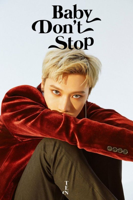 Baby Don t Stop TEN NCT U
