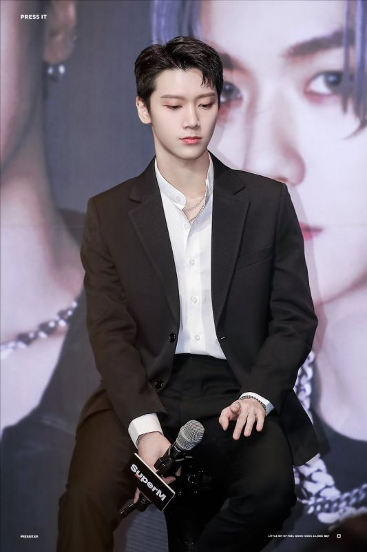 เตนล์ NCT WayV superM kpop weibo 1M