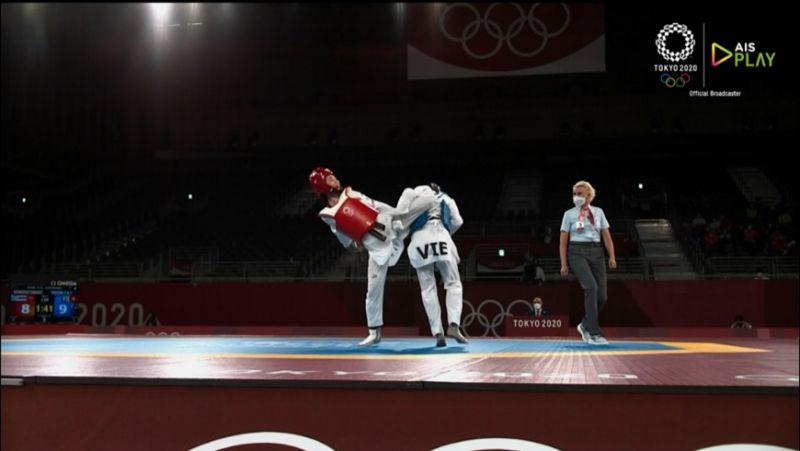 เทนนิส พาณิภัค เทควันโด โอลิมปิก
