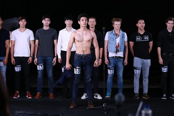 เต้ กันตนา The Face Men Thailand