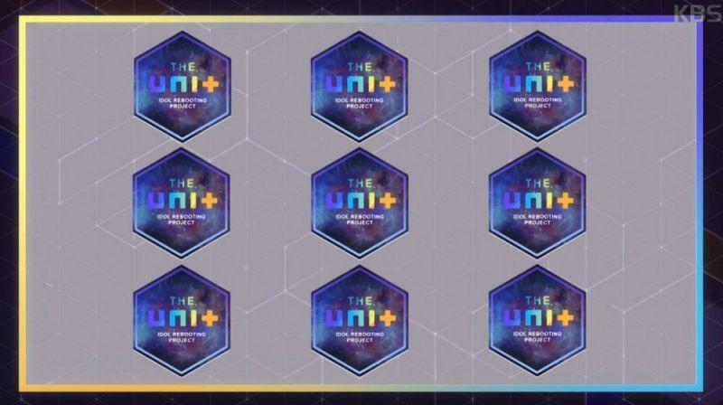 ไอดอล เกาหลี K-Pop The Unit 01