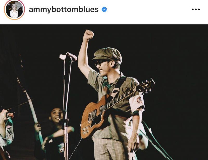 แอมมี่ The bottom blues 10 Fight 10ชกมวย การเมือง