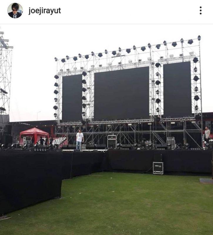The Legend Music Festival ยกเลิก งานล่ม คืนตั๋ว