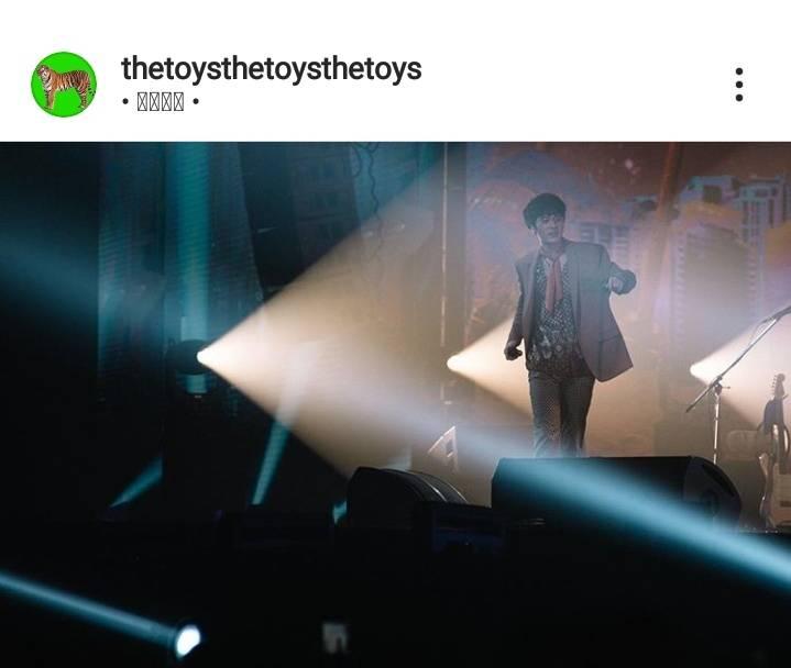 เดอะทอยส์ The TOYS เพลง แต่งเพลง แร็ป
