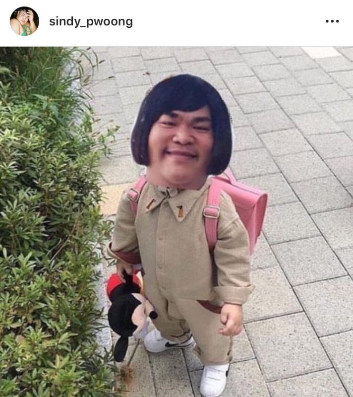 เดอะทอยส์ ปั้นจั่น ลิลลี่ เอม ตามใจตุ๊ด ตัดต่อ ภาพ เด็กเกาหลี