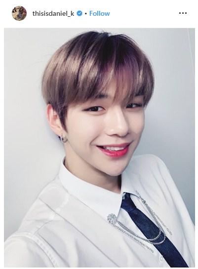 Kang Daniel ยอด ฟอลโลว์ อินสตาแกรม IG