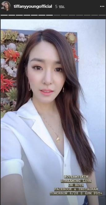 Tiffany ปล่อยเพลง เพลงใหม่ ไอดอลเกาหลี