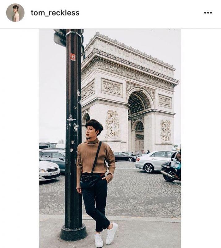 ทอม ฟิล์ม เที่ยว แฟน ปารีส