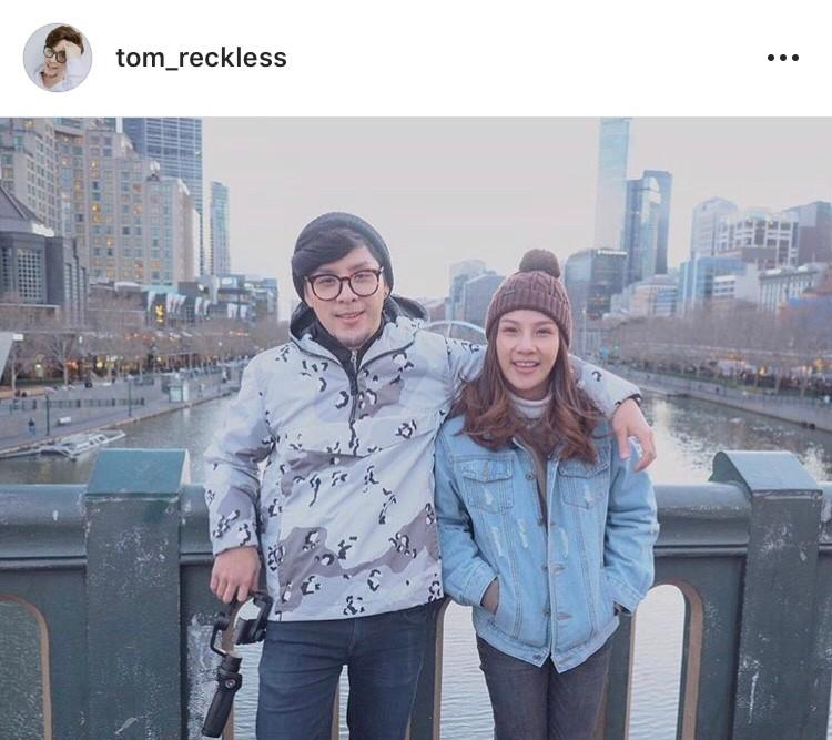 ทอม Room39 แต่งงาน ครบรอบ 3 ปี