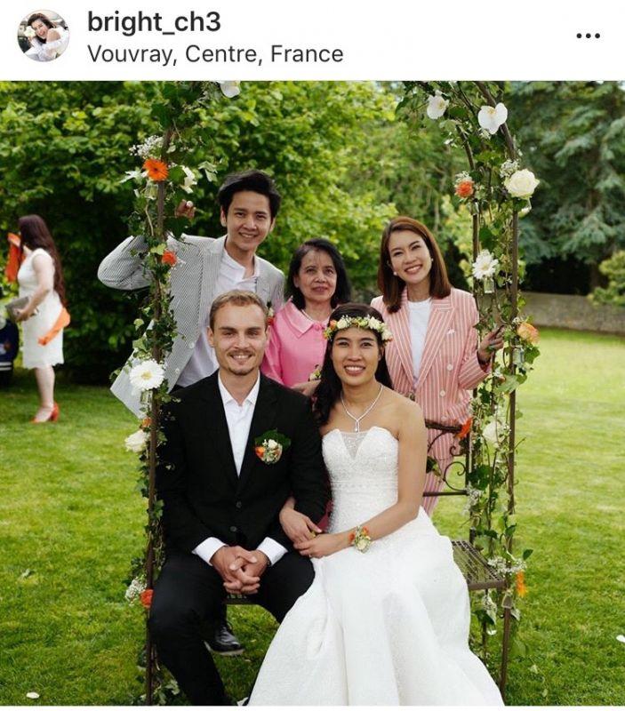 โต๋ ศักดิ์สิทธิ์ ไบรท์ งานแต่งาน พี่สาว ความรัก