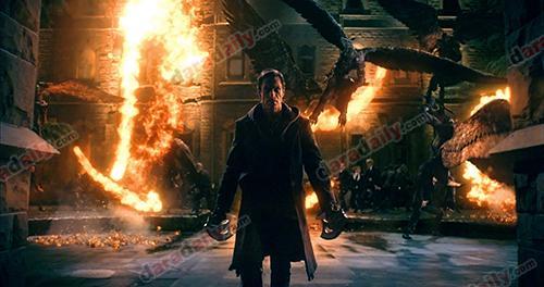 จับตาดู 5 ฉากใหญ่ยักษ์สุดอลัง!!! ในภาพยนตร์ I, Frankenstein (ไอ แฟรงค์เกนสไตน์): สงครามล้างพันธุ์อมตะ