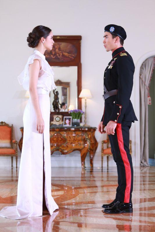 เรื่องย่อละคร ลิขิตรัก The Crown Princess