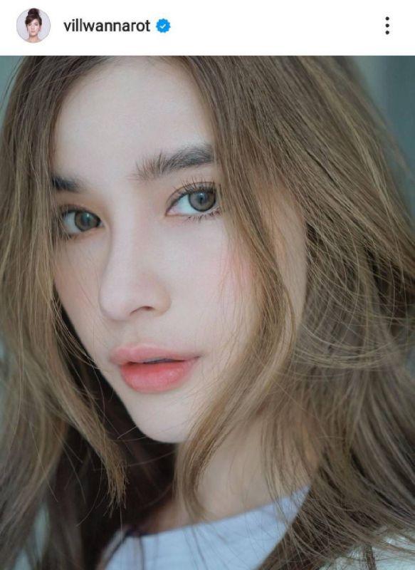 วิว วรรณรท นางเอก นักแสดง นินทา คอมเมนต์ ชาวเน็ต