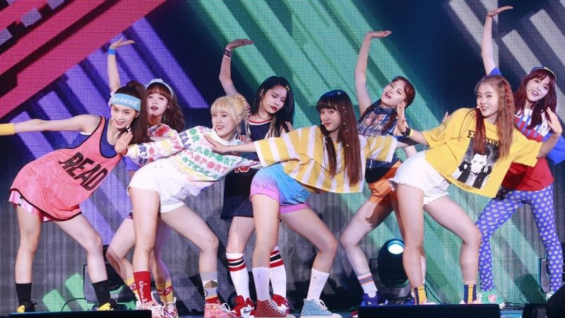Red Velvet TWICE Weki Meki blackping korea idol