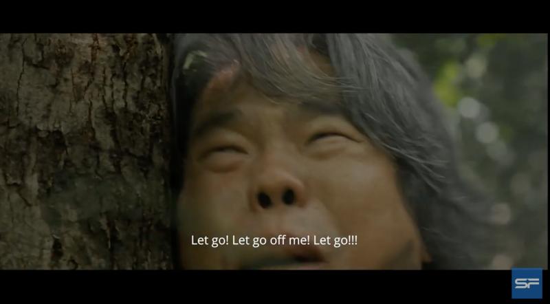 ปิดป่าหลอน หนัง รีวิว แน็ก ชาลี