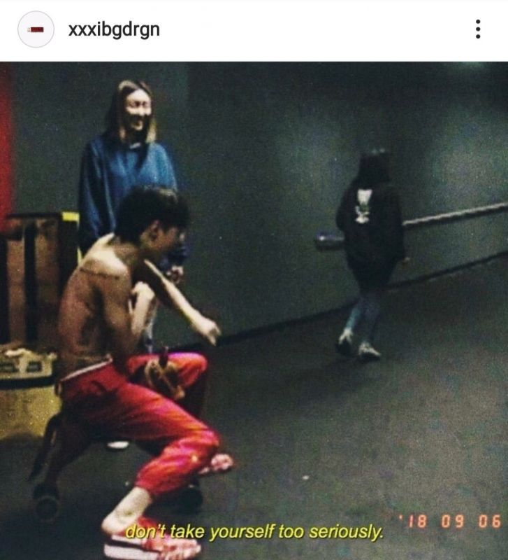 G-Dragon IG คิดถึง หาย 9 เดือน