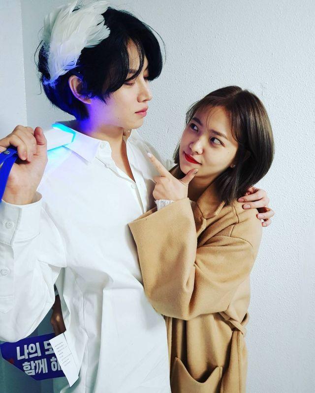 Heechul Taeyeon Red Velvet