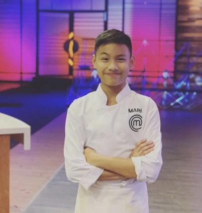 น้องแพตตี้ น้องมาร์ค MasterChef Junior Thailand