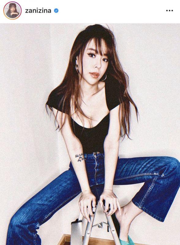 ซานิ นิภาภรณ์ หน้าเปลี่ยน สาวเกาหลี สวย